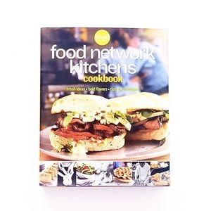 Other - FOOD NETWORK KITCHENS Hard Cover Cook Book
